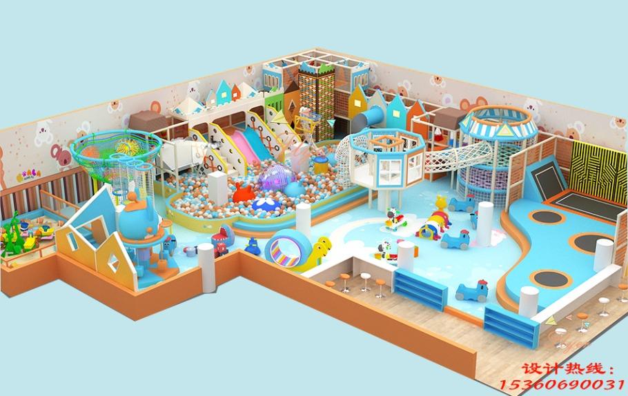 新型淘气堡儿童乐园专业定制广州飞翔家厂家直销142190795