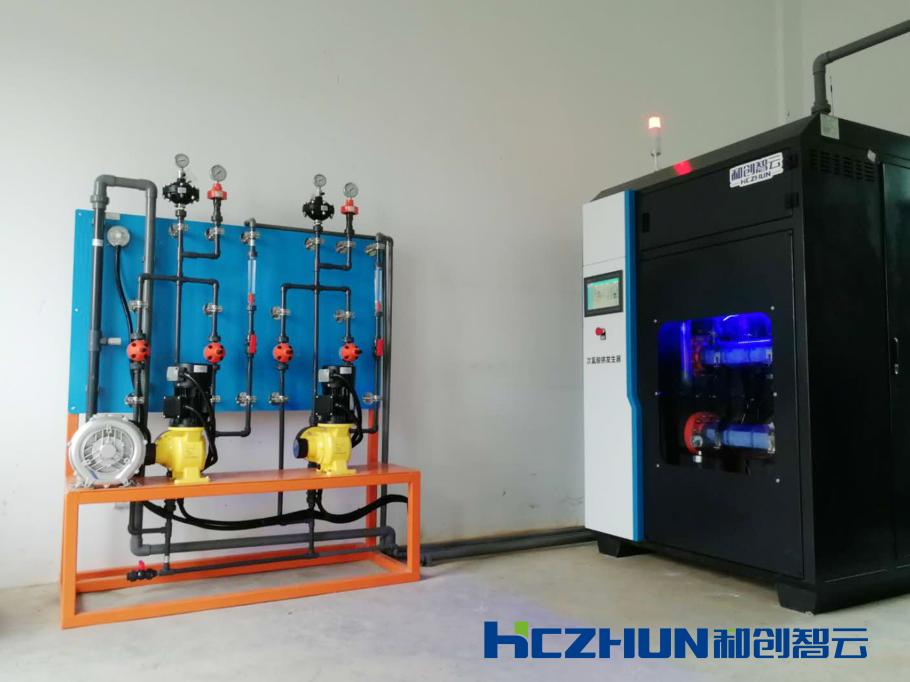 大型次氯酸钠发生器-电解制备消毒液设备147179765
