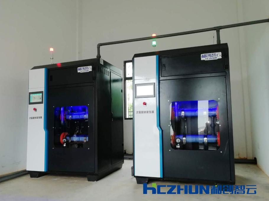 大型次氯酸钠发生器-电解制备消毒液设备147179745