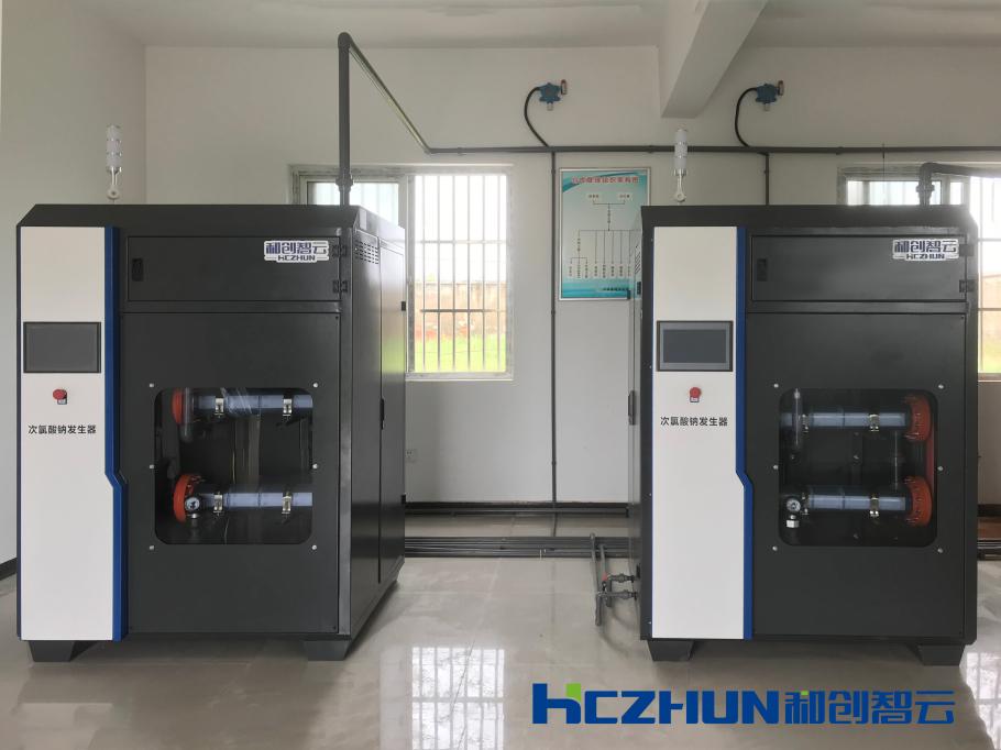 大型次氯酸钠发生器-电解制备消毒液设备147179775