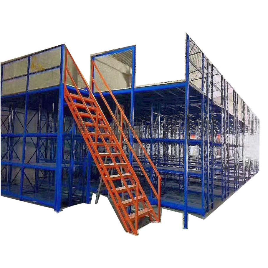 广州平台仓储货架厂,仓库平台设计,广东仓储平台货架149302035