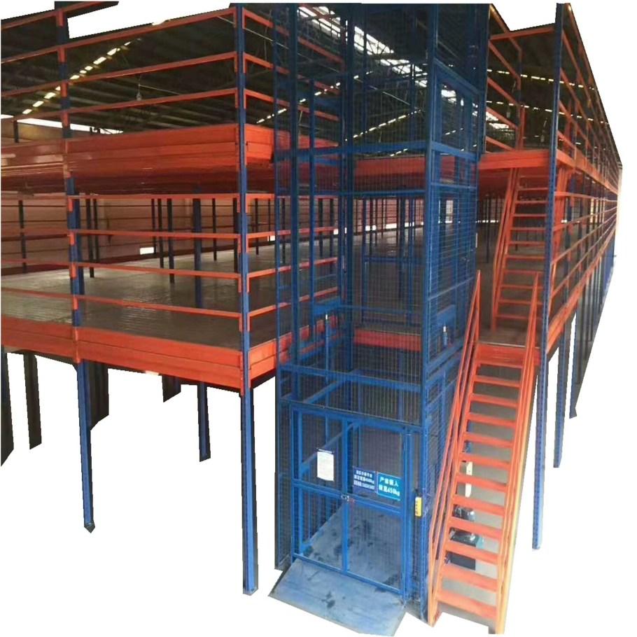 深圳仓库阁楼货架式平台,可以多倍利用仓库的货架944594135