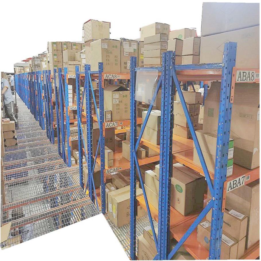 深圳仓库阁楼货架式平台,可以多倍利用仓库的货架944594145