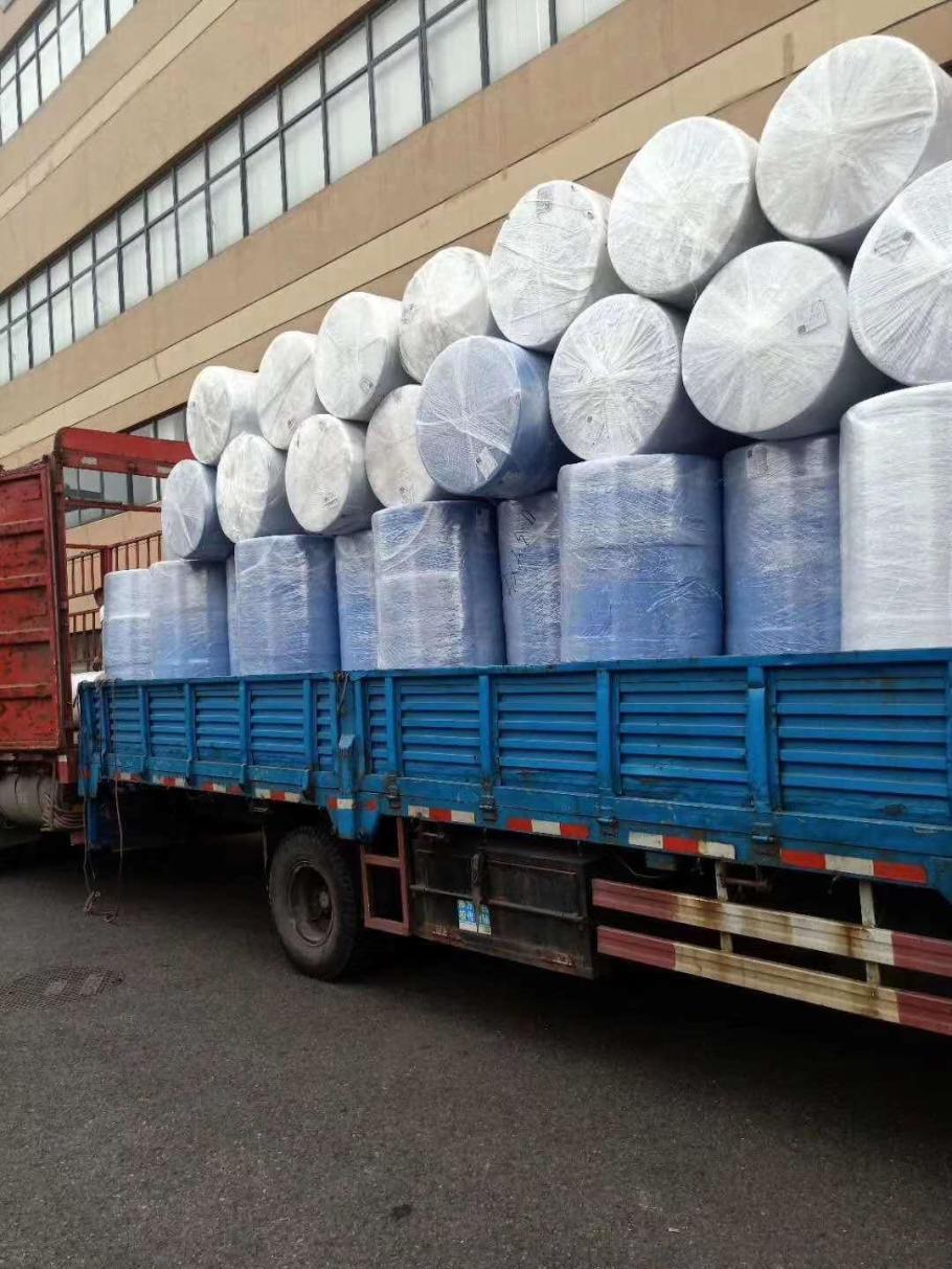厂家生产SMS无纺布防护服无纺布142459885
