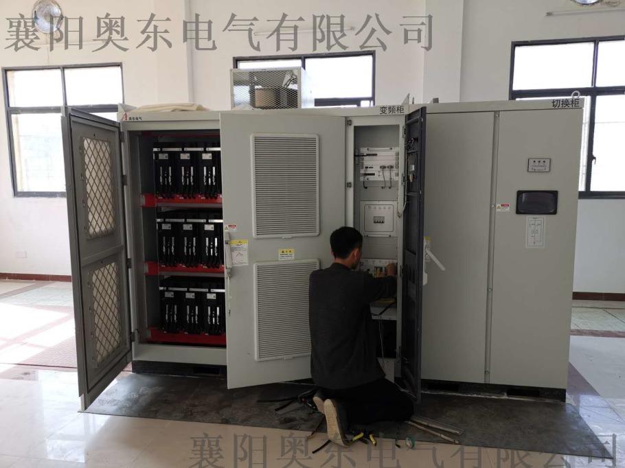 高压变频调速装置配套水泵运行时控制回路工作原理介绍151123305