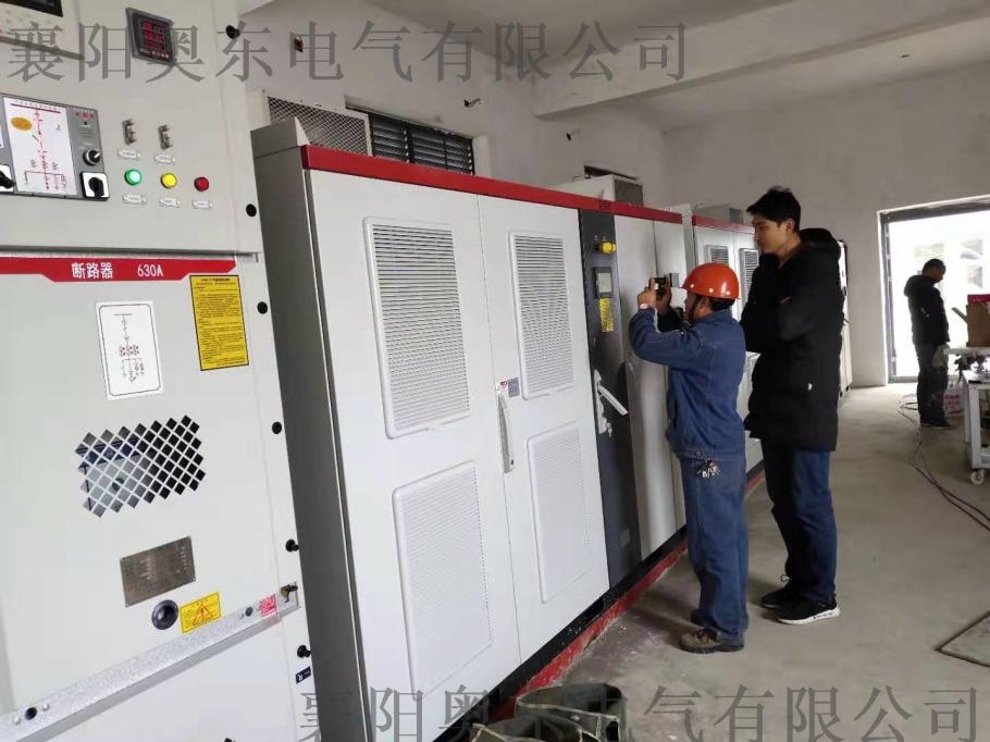 高压变频调速装置配套水泵运行时控制回路工作原理介绍151123375