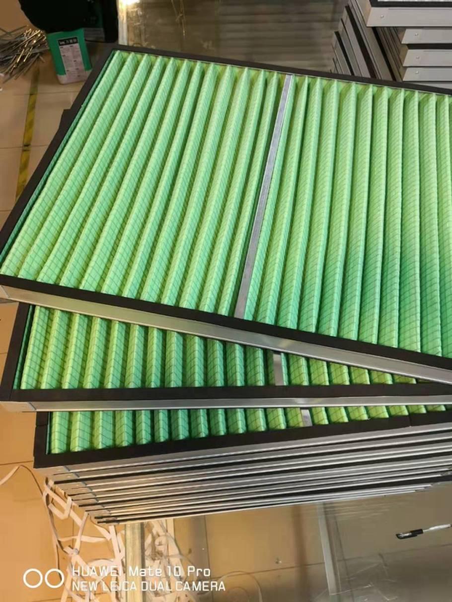厂家供应净化空调G4初效空气过滤器121257825