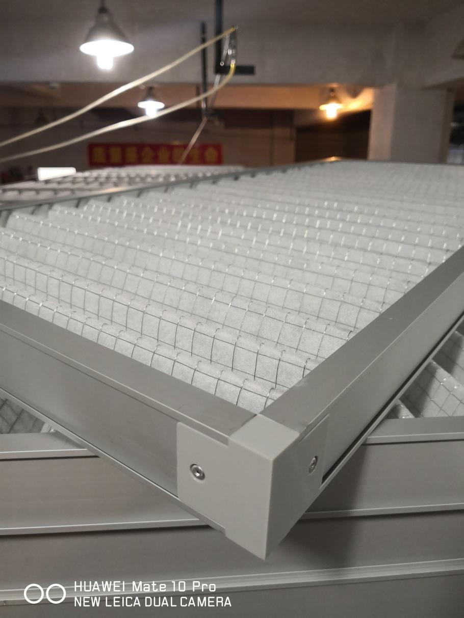 厂家供应净化空调G4初效空气过滤器121257625