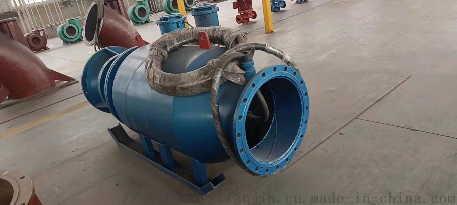 山东防汛排涝700QZ雪橇轴流泵现货157326575