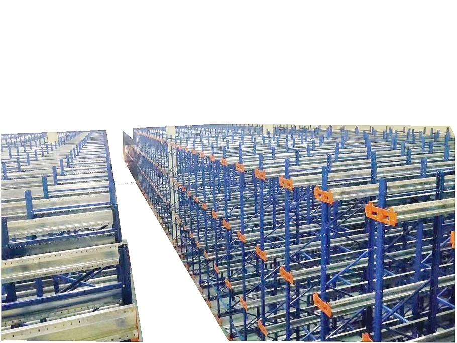 广西高位托盘货架,广西重型高位货架,梧州工厂仓库货架