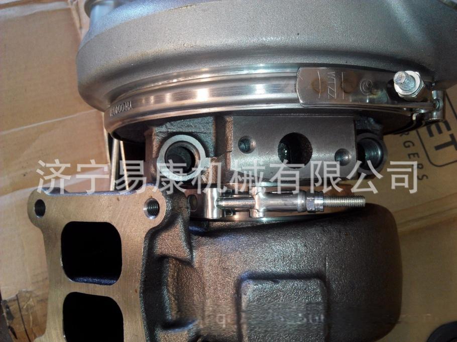 QSM11增压器