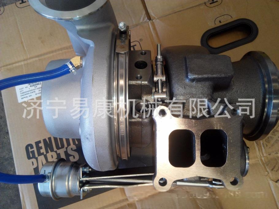 QSM11水冷增压器