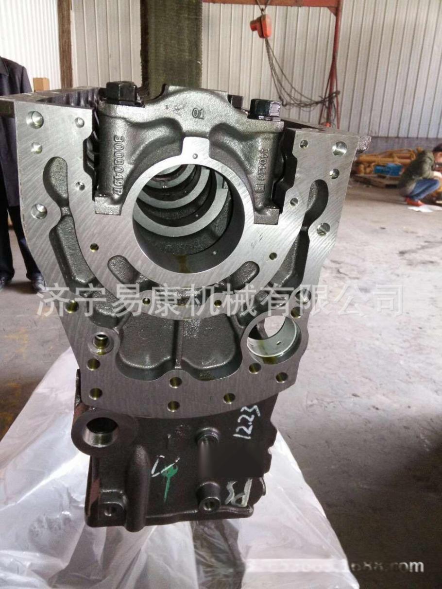 NT855气缸体
