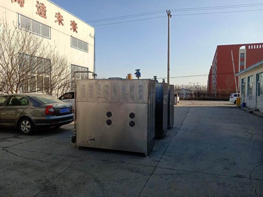 43kw免檢型學校食堂用電磁蒸汽發生器67312132