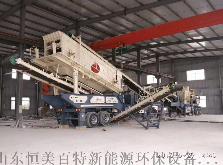 反击式破碎机移动破碎站,山东鄂式破碎机生产厂家76599562