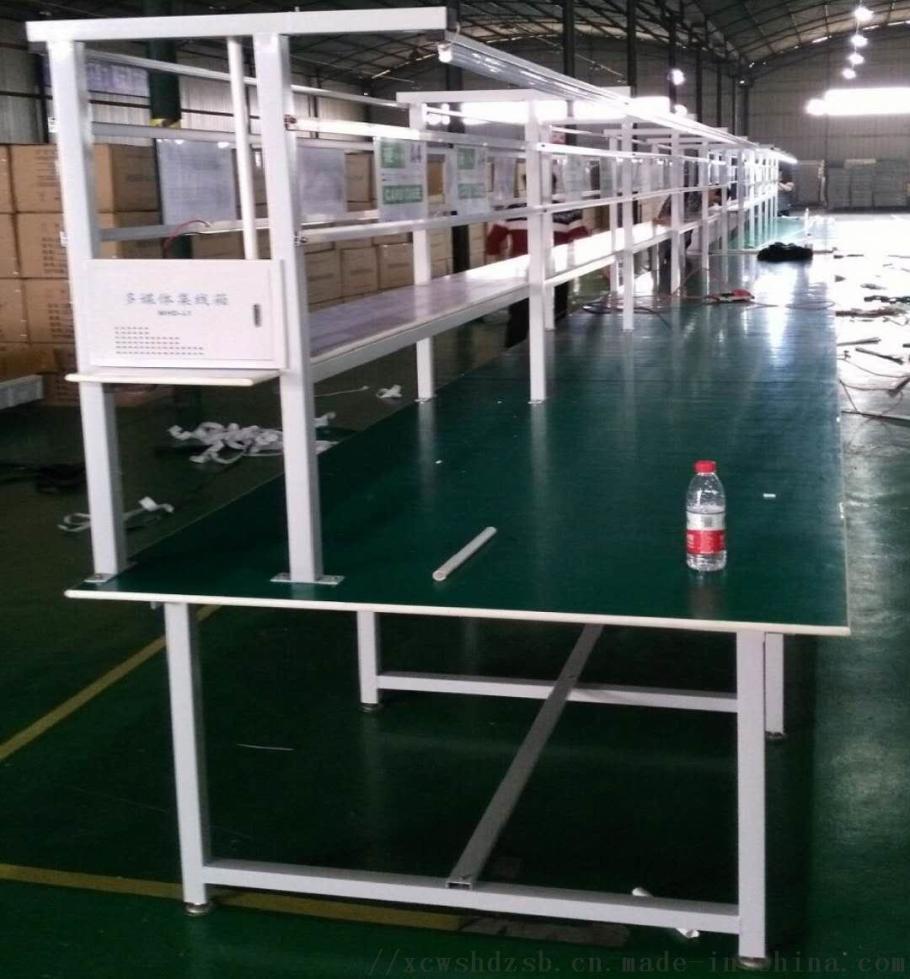 电子厂防静电工作台 铝型材/不锈钢/碳钢工作台786142972