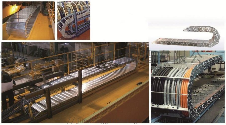 防锈镀锌/镀铬/304/316材质钢铝钢制拖链定制82512132
