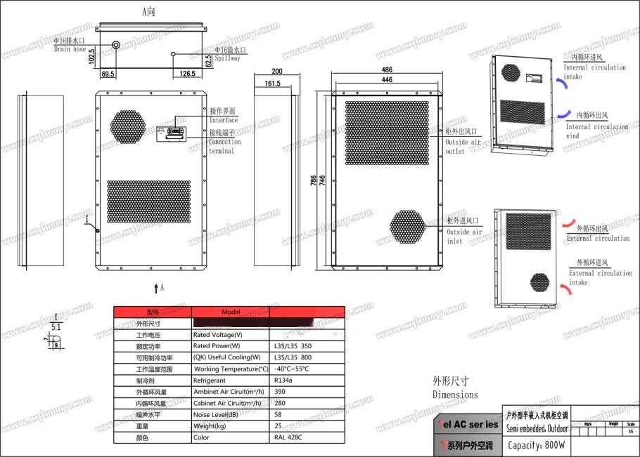 重庆电气柜空调DKC08W嵌入 (1).jpg