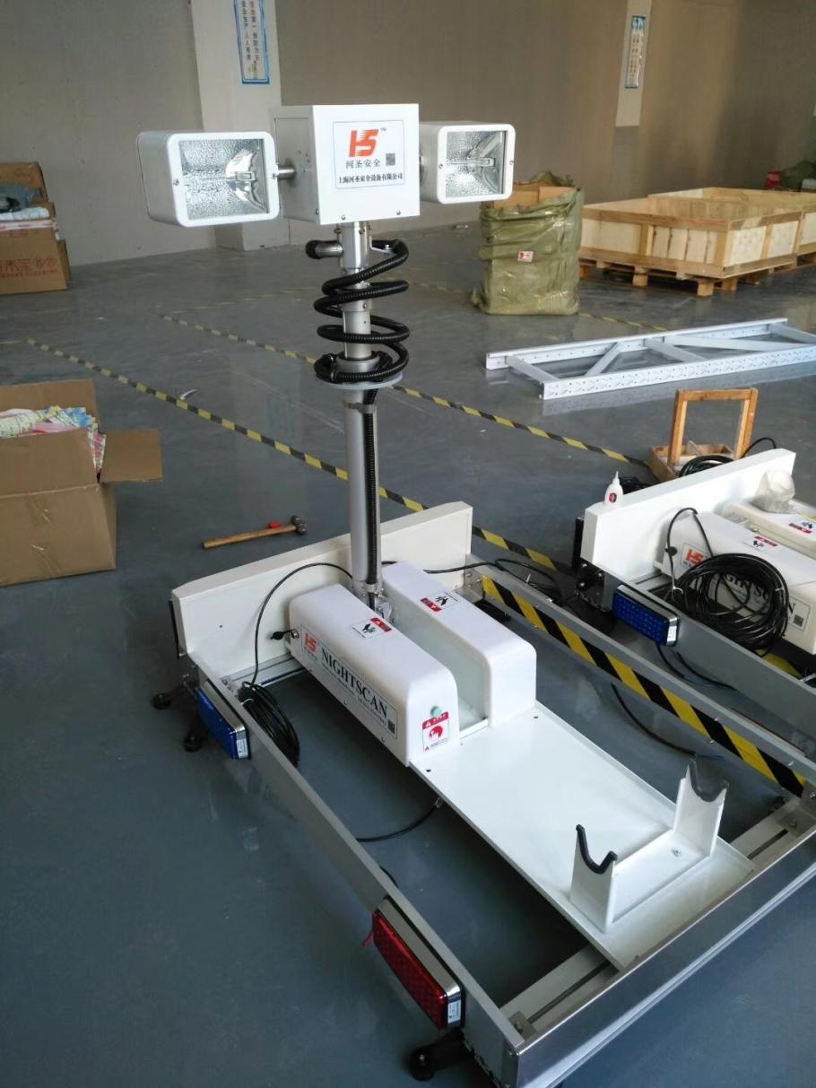 上海河聖WD-18-360D車載應急升降照明設備85130452