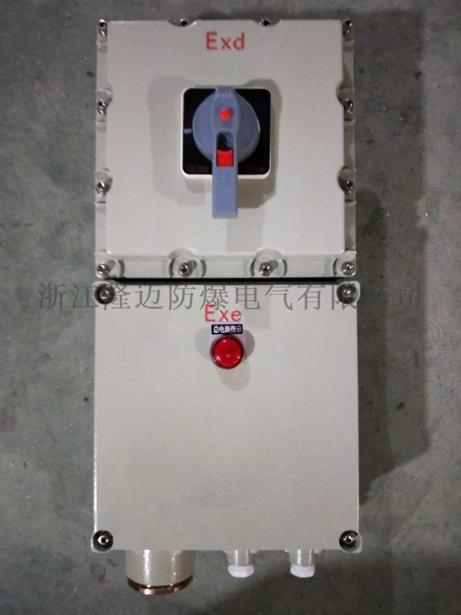 BDZ52-63/3防爆断路器799530832