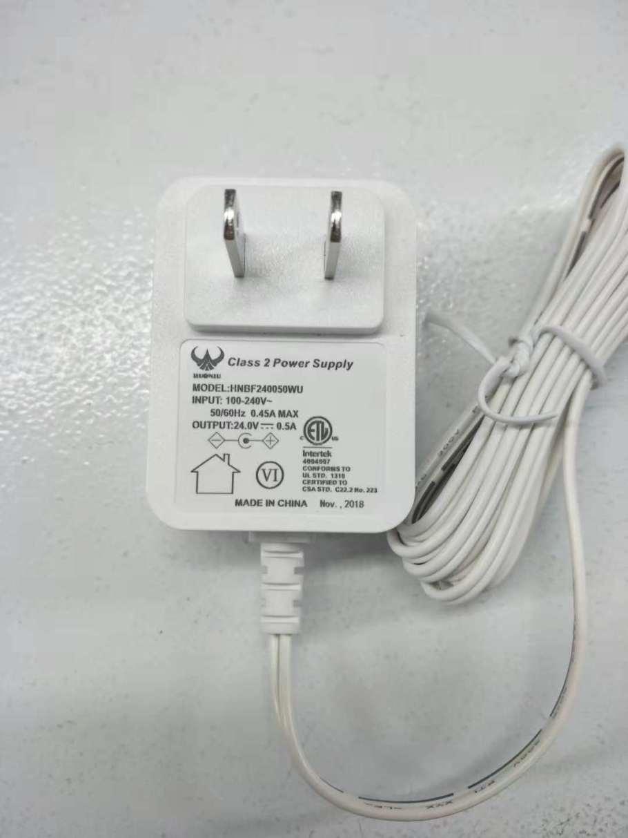 24V500MA加湿器电源,UL认证电源,白色电源801890235
