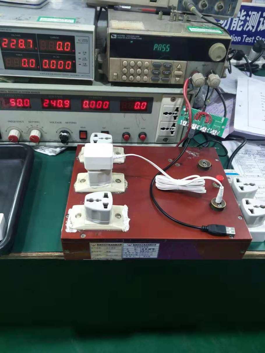 厂家直销12V1A美规电源适配器,加湿器  86908785