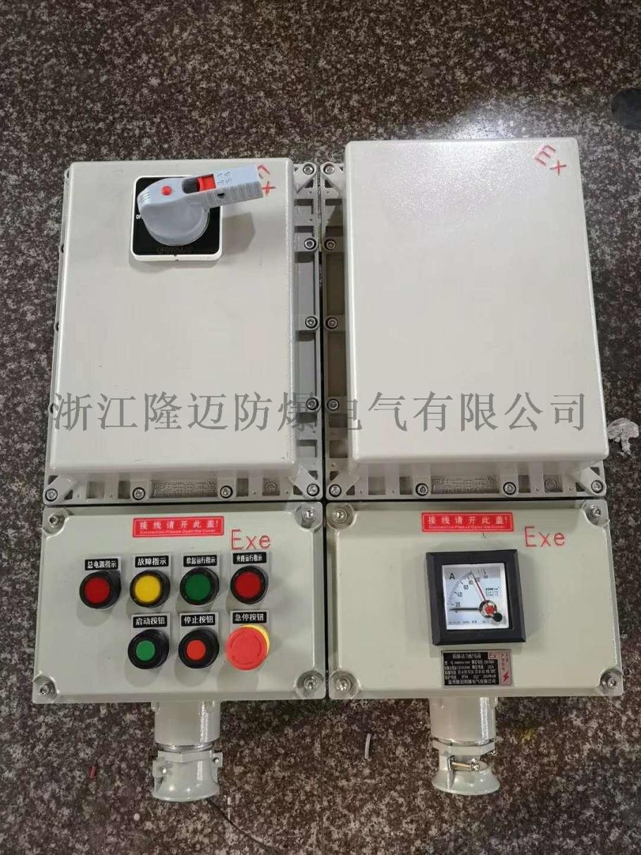 化工厂防爆变频操作箱89042642