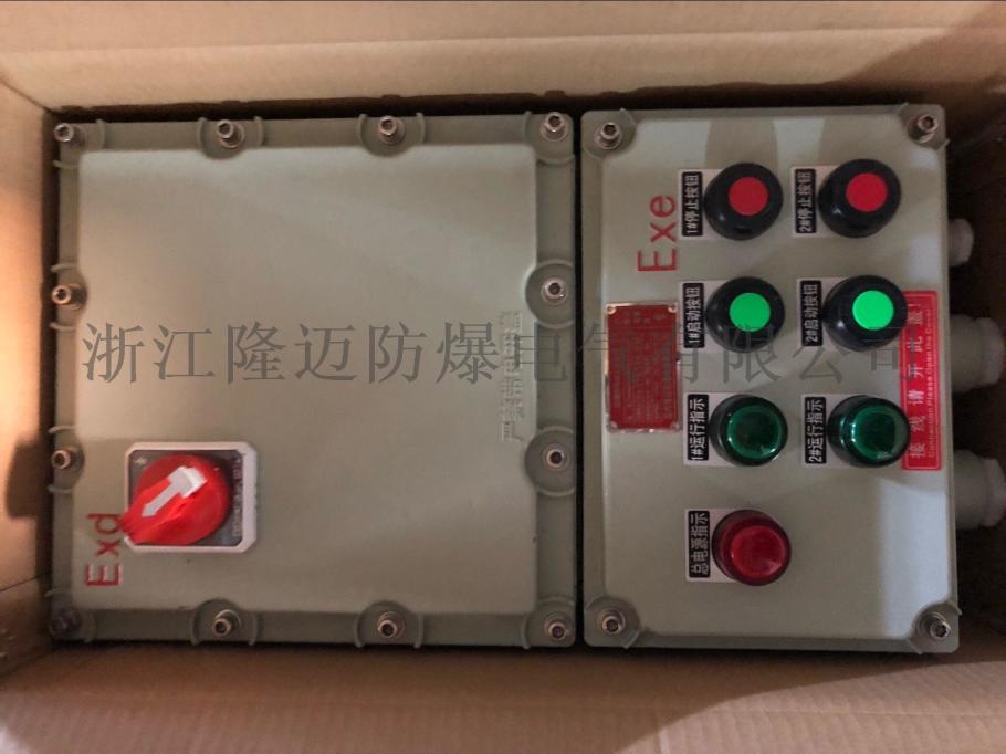 化工厂防爆变频操作箱89042502