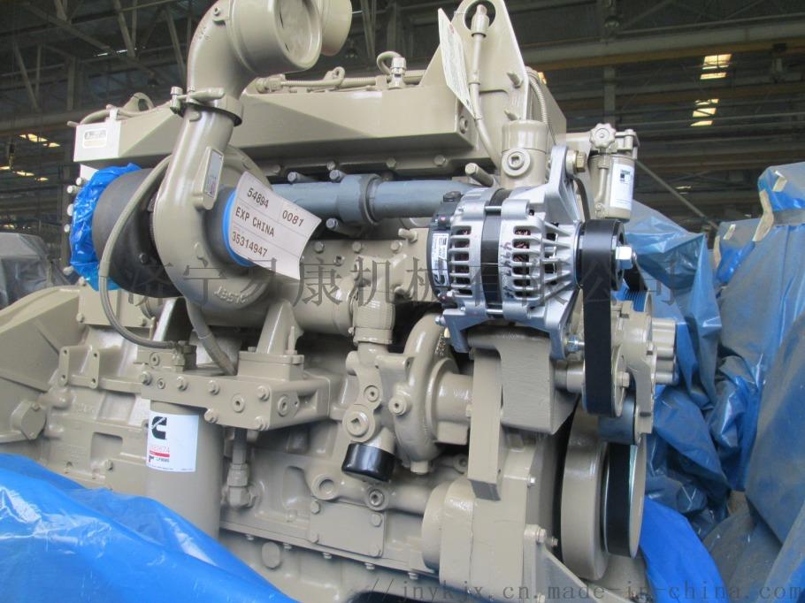 康明斯QSM11|100吨履带吊发动机|国二改国三57330642