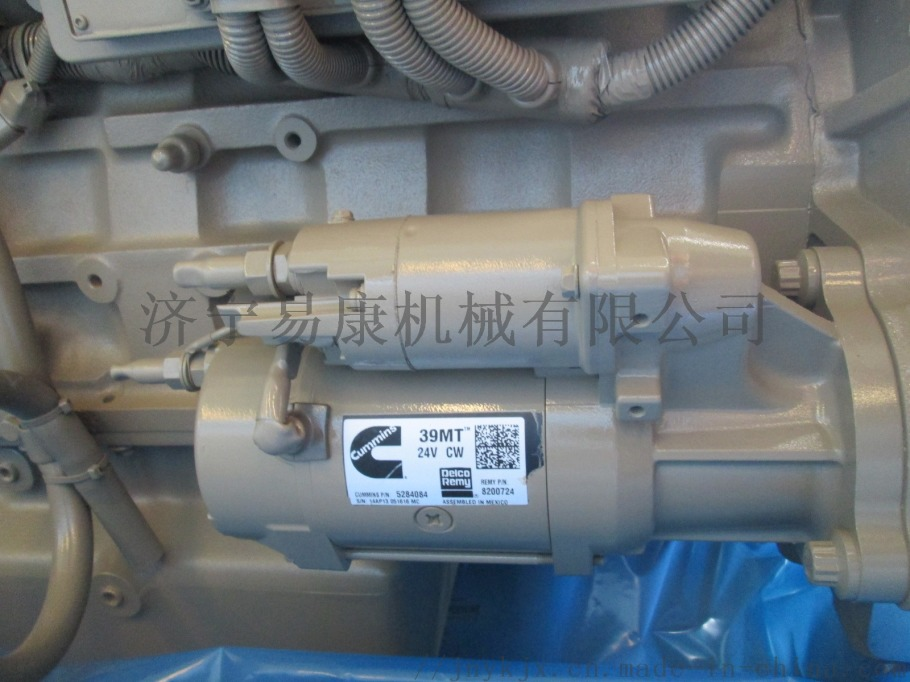 康明斯QSM11|100吨履带吊发动机|国二改国三57330542