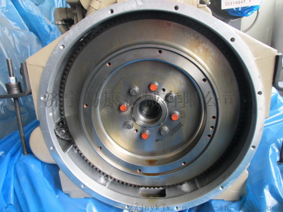 康明斯QSM11|100吨履带吊发动机|国二改国三57330532