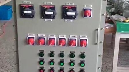防爆变频控制柜
