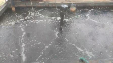 铸铁式深水自吸式射流曝气机功率