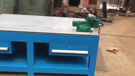 不鏽鋼工作臺 不鏽鋼車間小方凳 不鏽鋼移動手推車