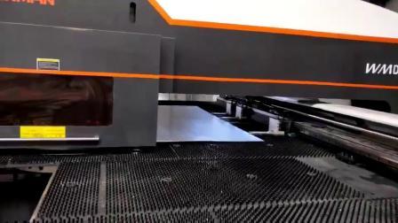铝单板开料加工图
