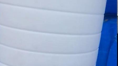 2噸塑料桶2000升容量山東廠家規格參數