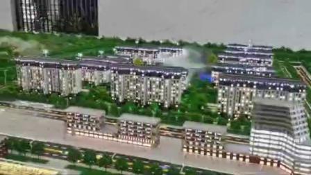 华脉状元邸模型-宸华南京模型公司制作