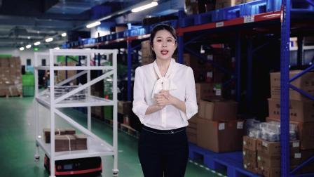 AGV代替人工-助力企业转型