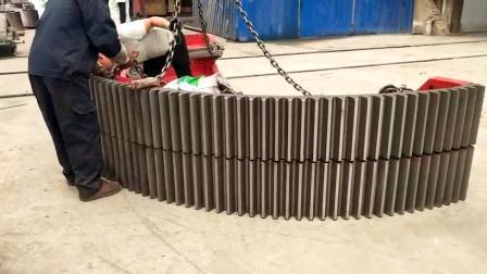 徐州鍛件調質2.2米球磨機配件大小齒輪