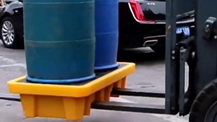 化工危废液体防渗漏托盘