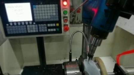 山東自動分度數控鑽牀 小型數控鑽孔機視頻