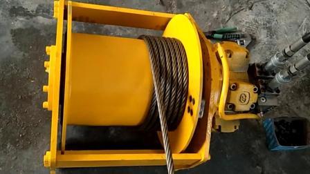 專業生產吊車液壓絞車 液壓絞車絞盤捲揚機