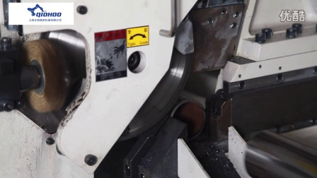 全自动上下料切断,管件加工两端镗孔机