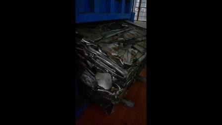 規格齊全不鏽鋼液壓打包機 各種金屬打包機