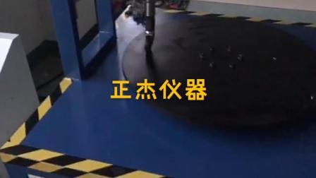 圆盘式万向脚轮测试机