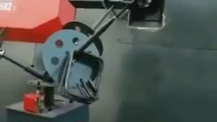全自动钢筋弯箍一体机  数控折弯机 大型箍筋机