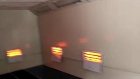 電加熱烤燈 烤漆房升溫烤燈 紅外線烤漆燈