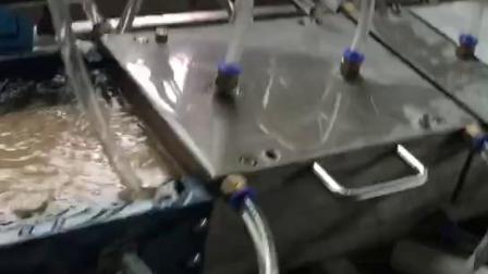 PVC新风扁管设备