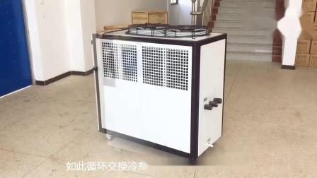 风冷冷水机产品介绍