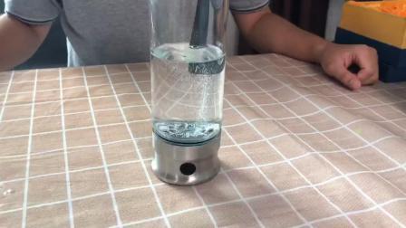 富氢水杯产品使用视频